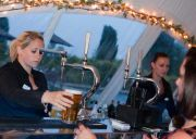 Bar Staff in Marquee