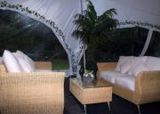 Seating Area in Marquee
