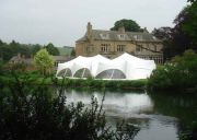 Marquee Location in Country House
