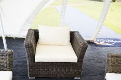 Rattan Chill Out Armchairs