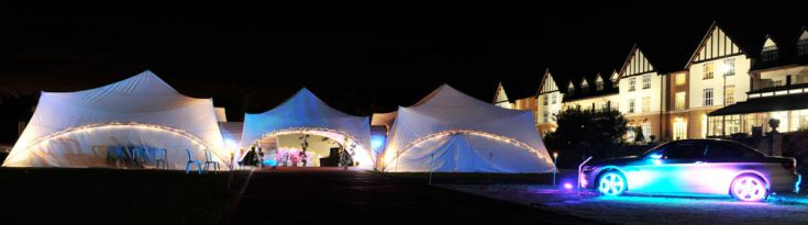 Corporate Events & Festival Hire