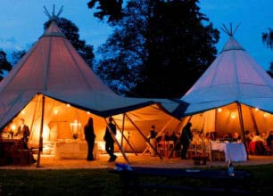 Tipi Hire Marquee Hire